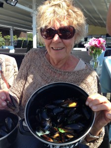 Moules (frites)